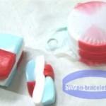 silikon mix kolorów